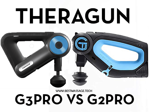 Theragun G2pro Vs G3pro Best Massage Tech